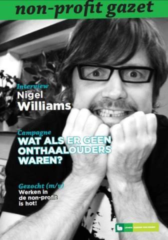 Winters leesvoer: non-profit gazet winter 2012