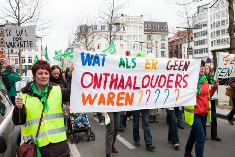 Bezoek de LBC-NVK op 11 en 12 oktober op de vakbeurs kinderopvang in Antwerpen